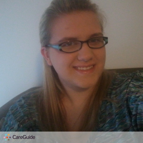 Child Care Provider Alexis Hood's Profile Picture