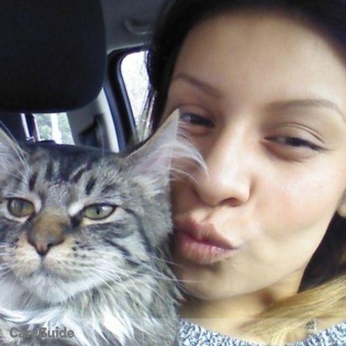 Pet Care Job Chloe Buffalo's Profile Picture