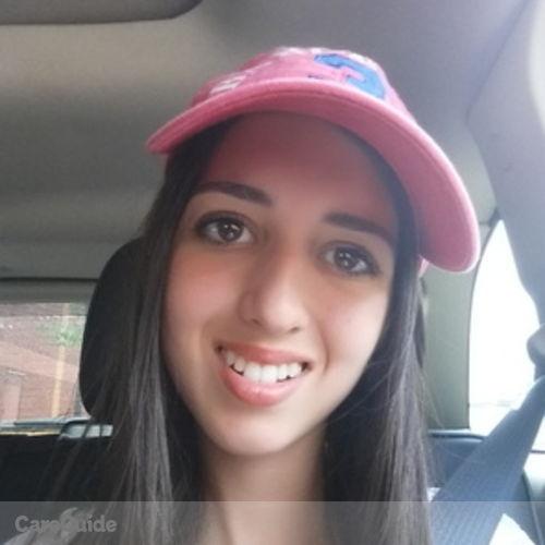 Canadian Nanny Provider Vanessa Ruso's Profile Picture