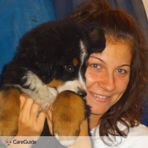 Pet Care Provider Szilvia Gabor's Profile Picture