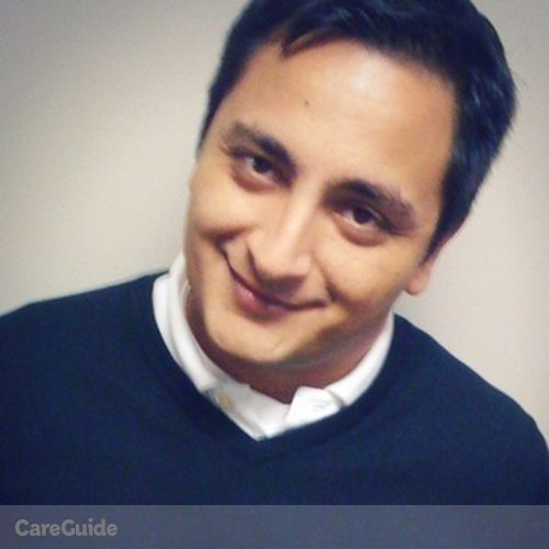 Housekeeper Provider Raul Caudillo's Profile Picture