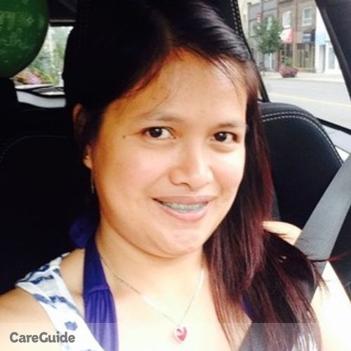 Child Care Provider Gemmalyn Collado's Profile Picture