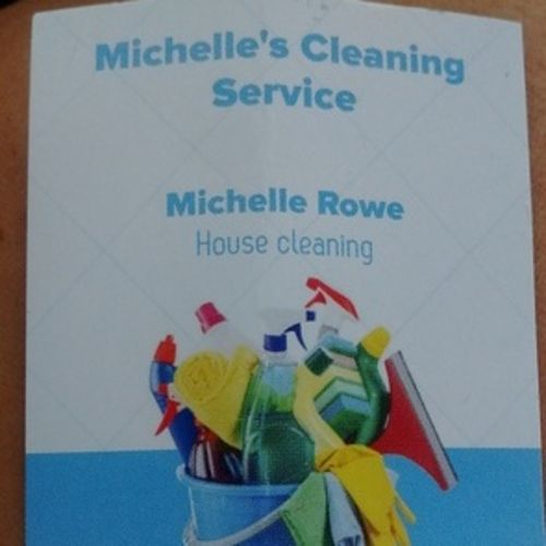 Housekeeper Provider Michelle Rowe's Profile Picture