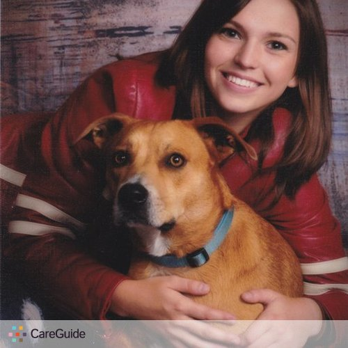 Pet Care Provider Kaitlin Lyerly's Profile Picture