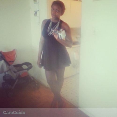 Canadian Nanny Provider Janale D's Profile Picture