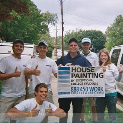Painter Provider Trevor Locke's Profile Picture