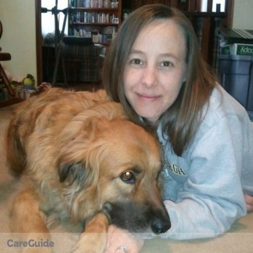 Pet Care Provider Stacey K's Profile Picture