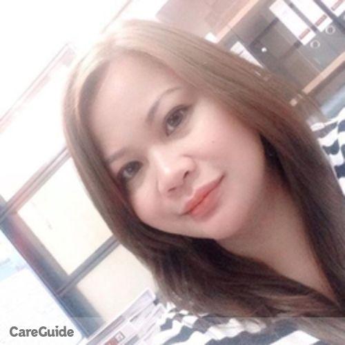 Canadian Nanny Provider Linette Vergara's Profile Picture