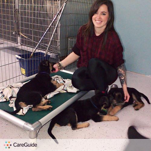 Pet Care Provider Gabrielle C's Profile Picture