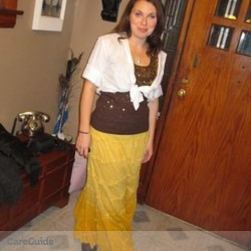 Canadian Nanny Provider Jeana L's Profile Picture