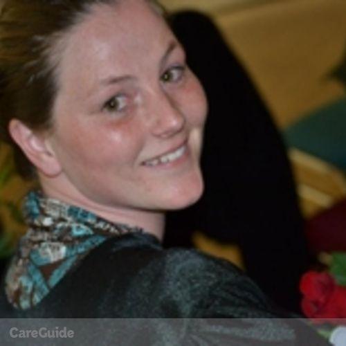 Canadian Nanny Provider Danielle Teichrib's Profile Picture