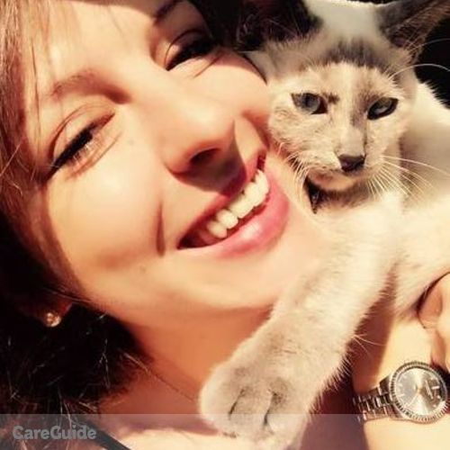 Pet Care Provider Eleni Galata's Profile Picture