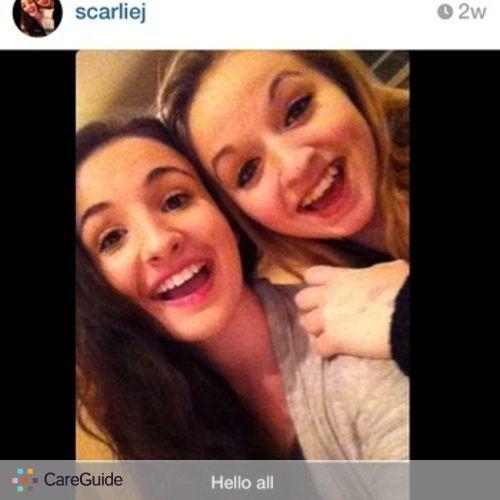 Child Care Provider Scarlett J's Profile Picture