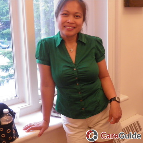 Child Care Provider Nelma Cabiling's Profile Picture