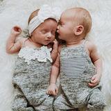 Mother of newborn twins.
