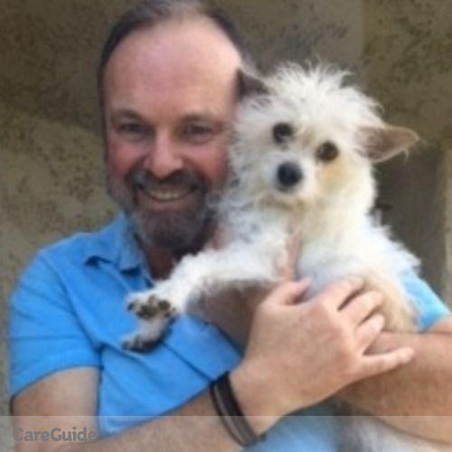 Pet Care Provider Rick Logsdon's Profile Picture