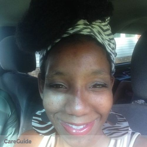 Housekeeper Provider Ashley W's Profile Picture