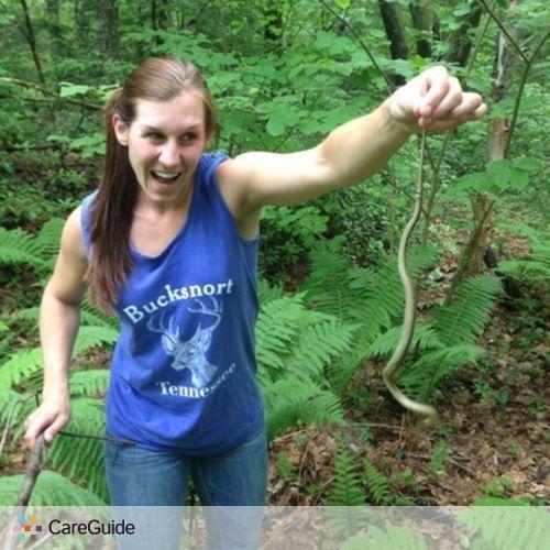 Child Care Provider Amanda Mahaney's Profile Picture