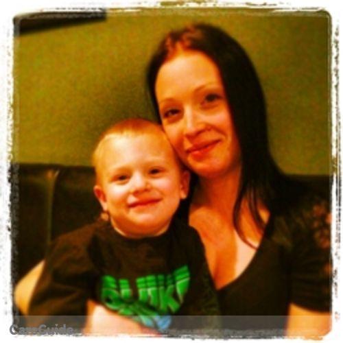 Canadian Nanny Provider Jessica L's Profile Picture