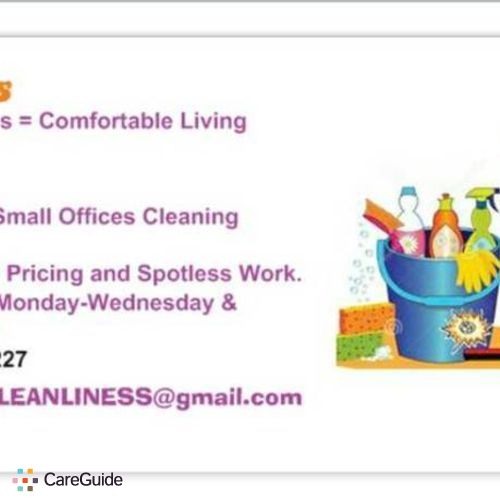 Trina's Home & Small Office cleaning