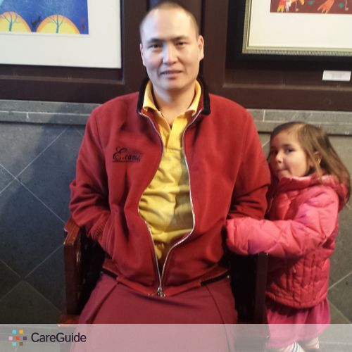 Child Care Provider Khenpo Jigmet Tobden's Profile Picture