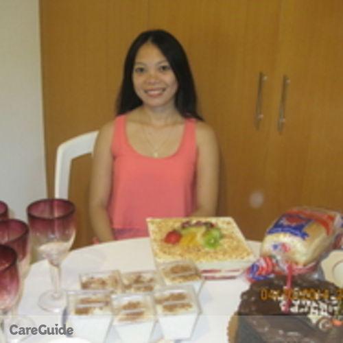 Canadian Nanny Provider Glenda Costelo's Profile Picture