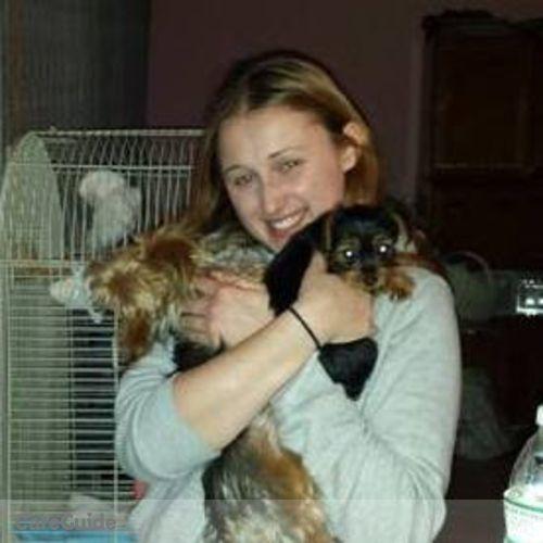 Pet Care Provider Alena Mironova's Profile Picture