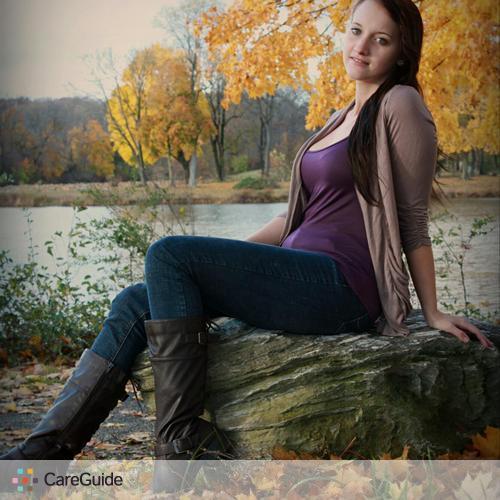Pet Care Provider Alexis Peugh's Profile Picture