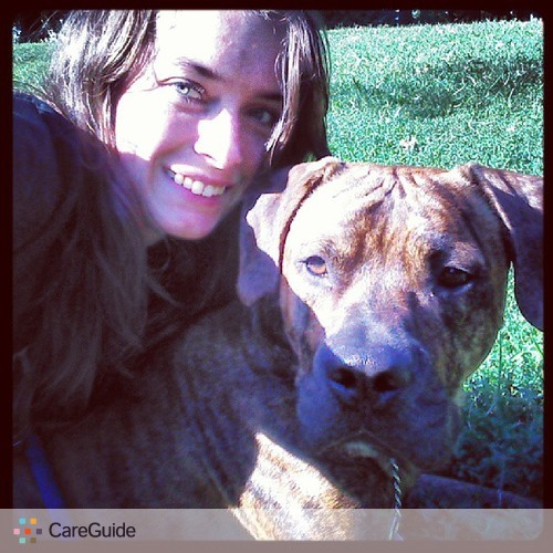 Pet Care Provider Katie W's Profile Picture