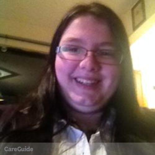Canadian Nanny Provider Samantha Emerson's Profile Picture