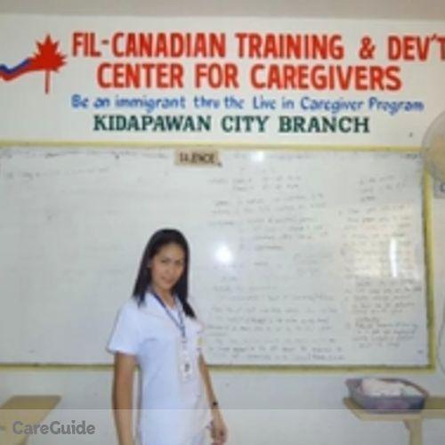 Canadian Nanny Provider Jessa Valenzuela's Profile Picture