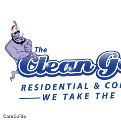 Housekeeper Provider The Clean Genie, LLC's Profile Picture