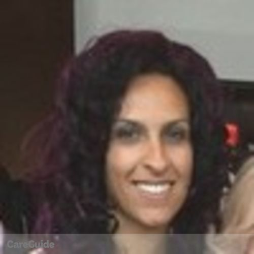 Canadian Nanny Job Adriana D's Profile Picture