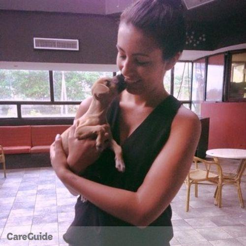 Canadian Nanny Provider Alessandra Castro's Profile Picture