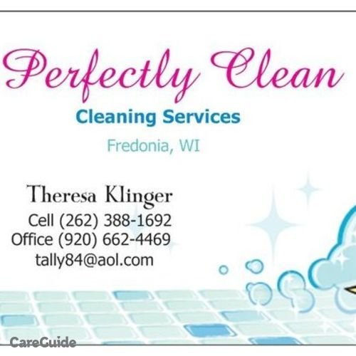 Housekeeper Provider Theresa Klinger's Profile Picture