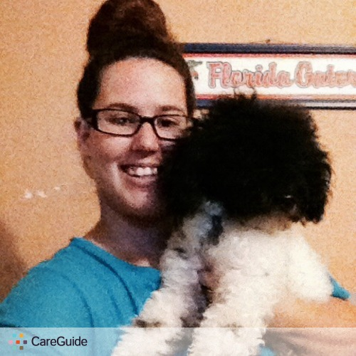 Pet Care Provider Ashley Feurer's Profile Picture