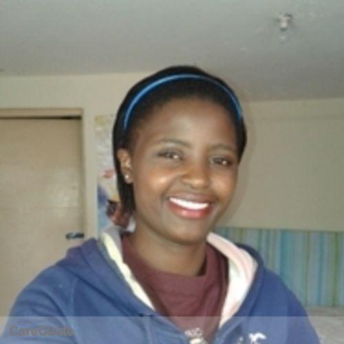 Canadian Nanny Provider Salome M's Profile Picture