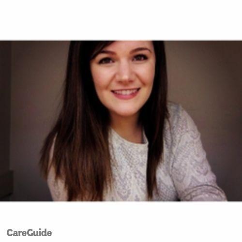 Canadian Nanny Provider Victoria Wert's Profile Picture