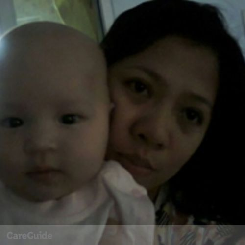 Canadian Nanny Provider Morena B's Profile Picture