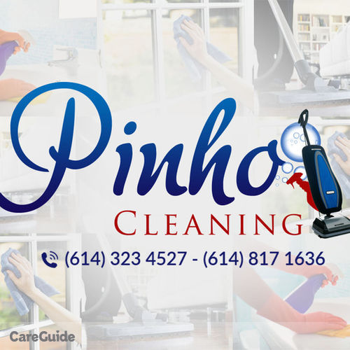 Housekeeper Provider Pinho Cleaning's Profile Picture