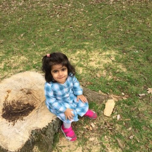 Canadian Nanny Job For Arwa A's Profile Picture
