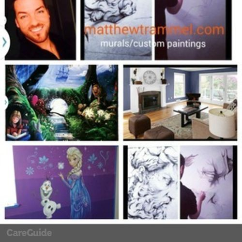 Painter Provider Matt Trammel's Profile Picture