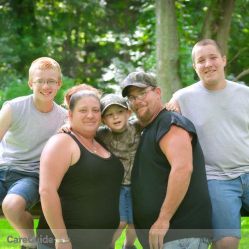 Child Care Provider Justine Bupp's Profile Picture