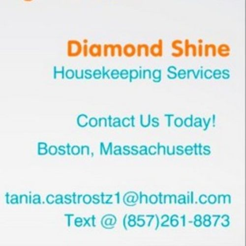 Housekeeper Provider Tania C's Profile Picture