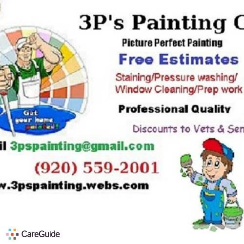 Painter Provider Lloyd Wilcox's Profile Picture