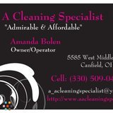 House Cleaning Company in Canfield