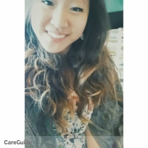 Canadian Nanny Provider Joanne Lee's Profile Picture