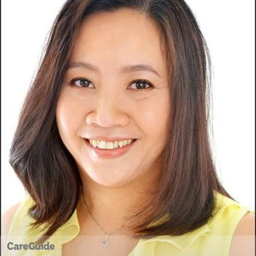 Canadian Nanny Provider Emily Sese's Profile Picture