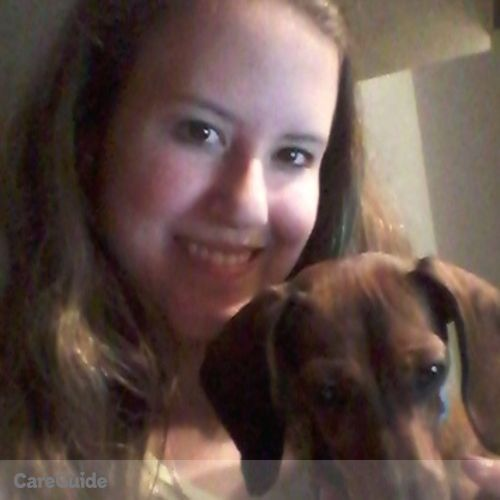 Pet Care Provider Samantha Hopper's Profile Picture
