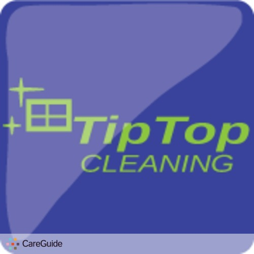 Housekeeper Provider Tip Top Cleaning's Profile Picture